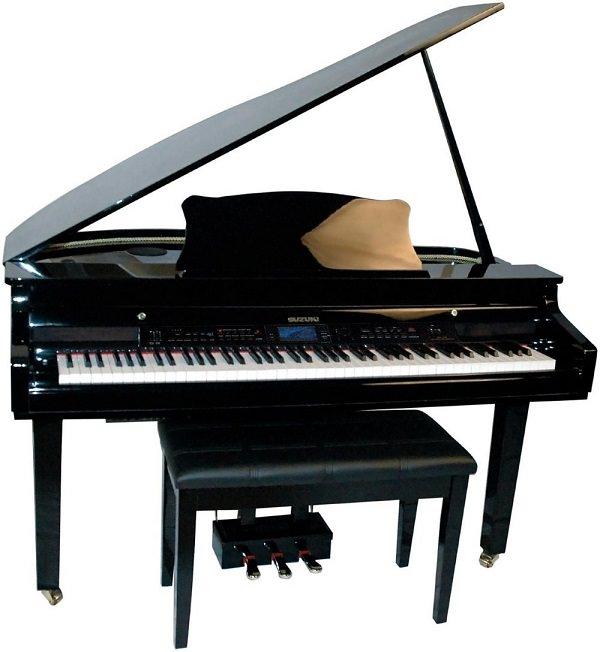 Suzuki MDG-330 Mini Grand Digital Piano Review