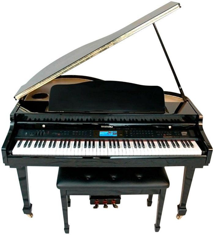 Suzuki MDG-400 Baby Grand Digital Piano Review