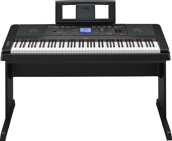 Yamaha DGX-660 Review