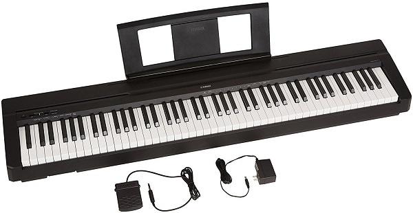 Yamaha P71 Piano Review